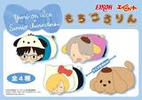 【B】盒蛋 冰上的尤里×SANRIO角色 趴趴玩偶 全4种 720396