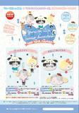 【B】景品 冰上的尤里×SANRIO 圆脸角色玩偶 全3种(1套1箱68个)AMU-PRZ9058
