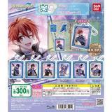 【A】300日元扭蛋 IDOLiSH7 相框挂件 第3弹 全7种 (1袋40个) 630210