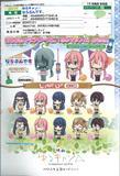 【A】300日元扭蛋 列队小手办 摇曳露营 全10种 (1袋40个) 716419
