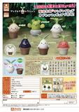 【B】200日元扭蛋 小手办 曼德拉草 全6种 (1袋50个) 713706