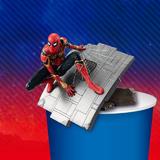 【B】景品 压面手办 复仇者联盟 无限战争 钢铁蜘蛛侠(单个) PRZ10221