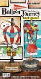 【B】盒蛋 场景摆件 SNOOPY系列 热气球旅行 全6种  250779