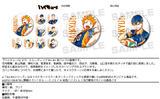 【B】盒蛋 排球少年 Ani-Art徽章Vol.2 全9种  960004