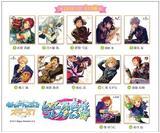 【B】盒蛋 偶像梦幻祭 Visual色纸 第12弹 全12种 396787