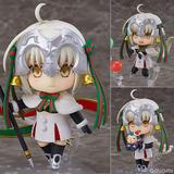 【A】粘土人 Fate/Grand Order 黑贞德 圣诞Lily(日版) 904124
