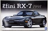 【B】1/24拼装模型 马自达 FD3S RX-7 1991年式