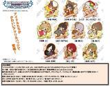 【B】盒蛋 偶像大师 灰姑娘女孩 Q版亚克力徽章 Ver.Passion 全10种 207725