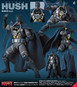 【A】可动手办 MAFEX STEALTH JUMPER 蝙蝠侠(缄默Ver.) 471662