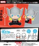 【B】可动玩偶挂件 漫威宇宙系列 托尔 035779
