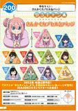 【B】200日元扭蛋 摇曳露营 三角徽章 全10种 (1袋50个) 219767