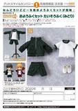 【A】粘土人Doll 服饰 体操服 绿色(日版)  121232