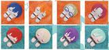 【B】盲盒 偶像梦幻祭!! 玩偶方巾 睡觉Ver. 第1弹 全8种 (1盒8个) 057621