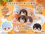 【A】盒蛋 银魂 捏捏面包挂件 全6种(日版) 828232