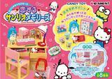 【B】盒蛋 场景摆件 Sanrio爱恋回忆 全8种 152028