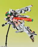 【A】拼装模型 V.F.G. 超时空要塞F VF-25F Messiah 兰花·李 057223