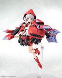 【A】拼装模型 女神装置 Chaos&Pretty 小红帽(日版) 035878