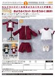 【A】粘土人Doll 服饰 体操服 红色(日版) 121225