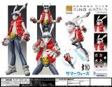【A】可动手办 超像可动系列 夏日大作战 佳主马 King Kazuma Ver.1 969832
