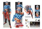 特价!【A】可动手办 超像可动系列 JOJO的奇妙冒险 第五部 葛德&S·P 964257