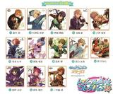 【B】盒蛋 偶像梦幻祭 Visual色纸 第13弹 全13种 396800