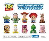 【B】盒蛋 玩具总动员 软胶小手办 全10种 412937