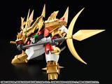【A】拼装模型 PLAMAX 真魔神英雄传 钢衣战王丸 附特典(日版) 012529