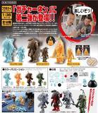 500日元扭蛋 拼装模型 横山宏世界 第2弹 全12种 (1袋30个)  082466