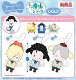 【B】冰上的尤里×Sanrio 手指玩偶挂件Vol.2