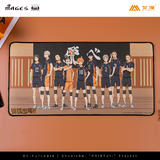 【A】排球少年 鼠标桌垫
