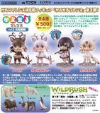 500日元扭蛋 手办 兽娘动物园 第3弹 北极篇 全4种 (1袋30个) 082572
