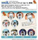 【B】盒蛋 银魂 大角色夹 全8种 079291