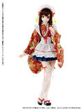 【A】可动人偶 Iris Collect系列 堇~WABI-SABI*Maid girl~  830674