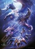 【B】500片拼图 怪物猎人 世界 冰原 向着新的狩猎世界 506568