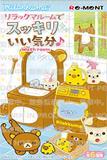 【B】盒蛋 轻松熊系列 迷你场景摆件 Wash Room 全6种 172101