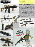 【B】1/12拼装模型 Little Armory 416D自动步枪 317029