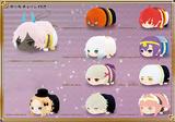 【B】盲盒 Fate/Grand Order 趴趴玩偶挂件 第8弹 全10种 (1盒10个) 057713